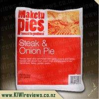 MaketuSteak&Onionpie