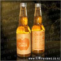 Rochdale Cider - Ginger Lime