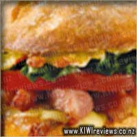 Oven Baked Sandwich: TSB