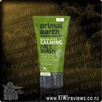 Primal Earth Face Wash