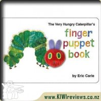TheVeryHungryCaterpillarFingerPuppetBook