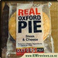 OxfordSteak&Cheesepie