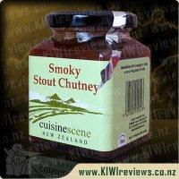 Cuisine Scene Smokey Stout Chutney