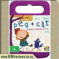 Peg+Cat:Numbers+Adventure=Fun!