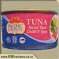 Pacific Crown Tuna - Sweet Thai Chilli & Lime