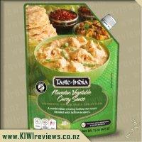 Taste of India Navrattan Sauce