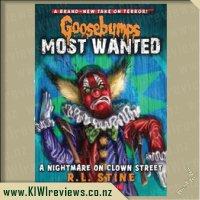 GoosebumpsMostWanted#7:ANightmareonClownStreet