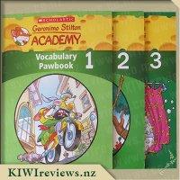 GeronimoStiltonAcademy:VocabularyPawbooks