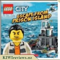 Lego City Escape from Prison Island