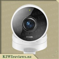 D-Link DCS-8100LH Connected Smart Home Camera