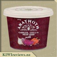 AnathothFarm-Cabbage,Chilli&HempSeedPickle