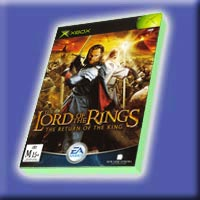 The Lord of the Rings : Return of the King