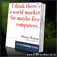 The Best Business Quotes