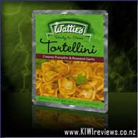 Foil Fresh - Creamy Pumpkin & Roasted Garlic Tortellini