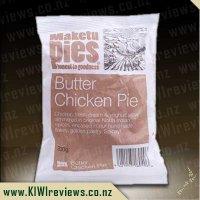 Maketu Butter Chicken Pie