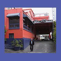 KiwiInternationalQueenStreetHotel&Hostel