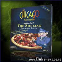 The Sicilian Gourmet Pizza