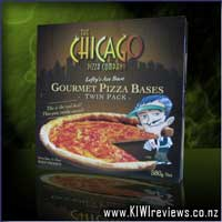 Lefty's Gourmet Pizza Bases