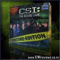 CSI:TheBoardGame-EncoreEdition