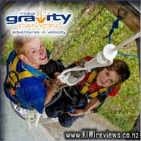 Mokai Gravity Canyon - Chairlift