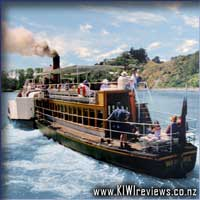 Whanganui by Riverboat