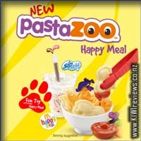 Pasta Zoo Happy-Meal