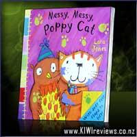 Messy, Messy, Poppy Cat