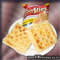 Wattie's Toasties - Corn and Cheese