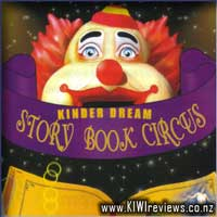 Kinder Dream Storybook Circus