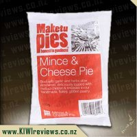 Maketu Mince & Cheese pie