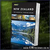NZ : The Essential Touring Atlas - 1st Edition