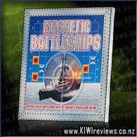 Magnetic Battleships
