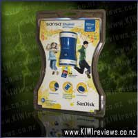 Sansa Shaker MP3 Player