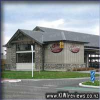 Rendezvous Restaurant & Bar