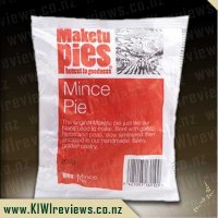Maketu Mince Pie - Single Serve