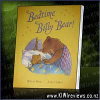 Bedtime, Billy Bear