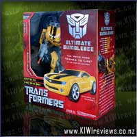 Transformers Ultimate Bumblebee Figure