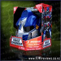 Transformers Optimus Prime Voice Changer