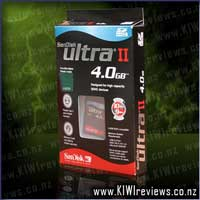 Ultra II SDHC Card - 4gb