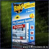 Raid Fly Control System - Portable Cube