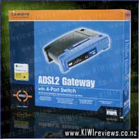 AG241 - ADSL2 Gateway with 4-Port Switch