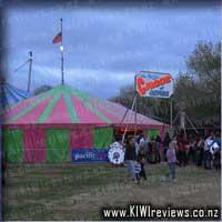 The Magic Circus of Samoa