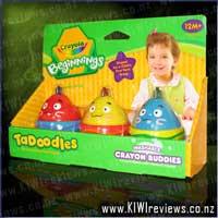 Tadoodles:CrayonBuddies