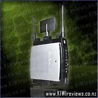 WRT350N - Wireless-N Gigabit Router with Storage Link