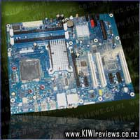 Intel DP35DPM Motherboard