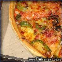 Gluttony Pizza