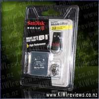 SanDiskMobileUltramicroSD2GBCardwithMobileMateMicroReader