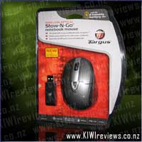 Wireless Optical Stow-N-Go Laptop Mouse - AMW25US