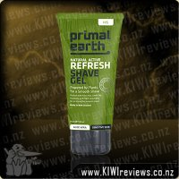 Primal Earth Refresh Shave Gel
