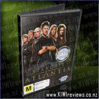 Stargate Atlantis : The Complete Fifth Season